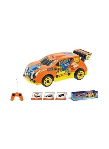 Sunman Hot Wheels Mondo Motor RC 1:24 Drift Araba 2A Renkli